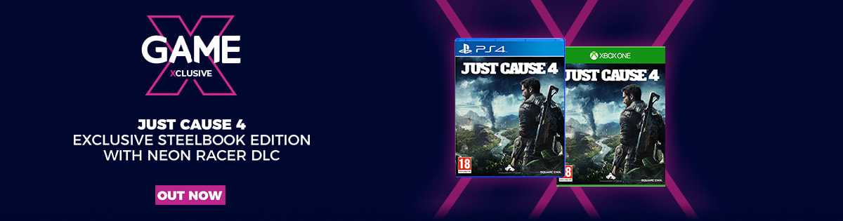Just Cause 4 - Out Now!