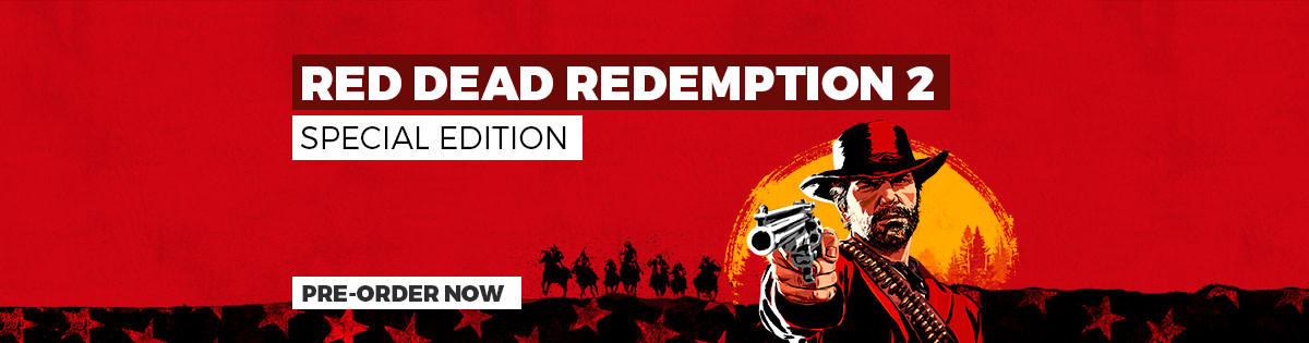 Red Dead Redemption 2 - Pre-order Now