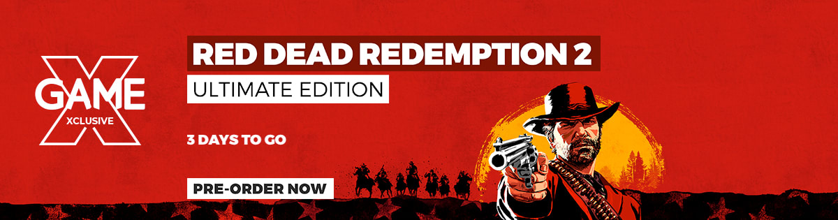 Red Dead Redemption 2 - 3 Days to go