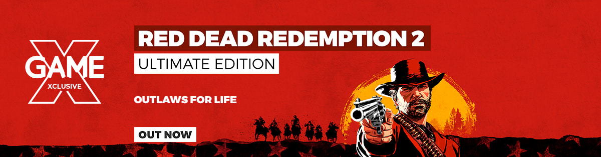 Red Dead Redemption 2 - Out now!
