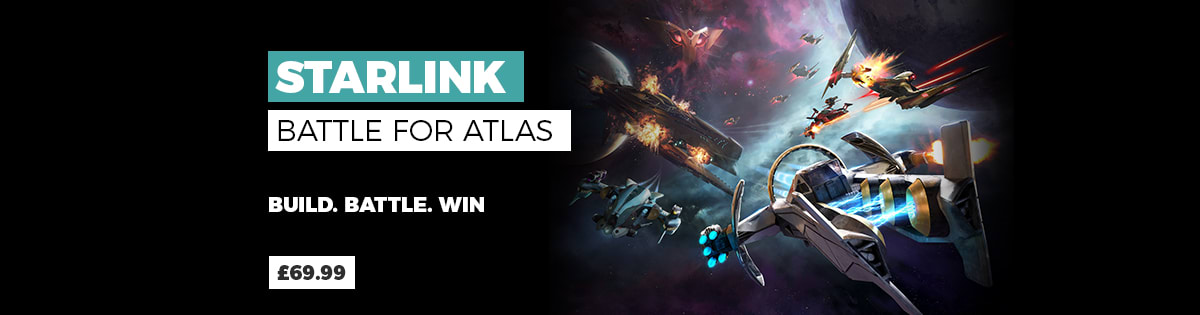 Starlink Battle for Atlas - Out Now!