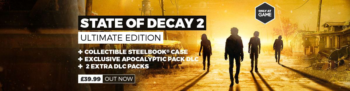 State of Decay 2 Ultimate Edition - Only at GAME
