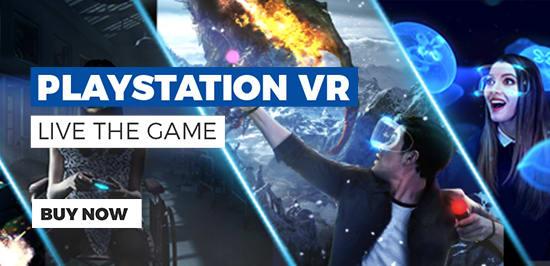 PSVR - VR Headset, Camera, Starter Pack & Bundles | GAME