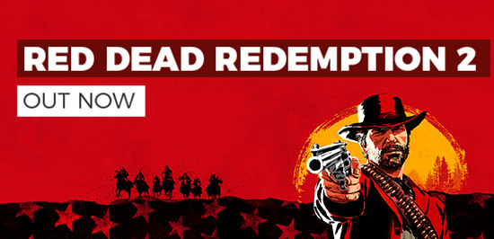 Red Dead Redemption 2 Available Today | GAME