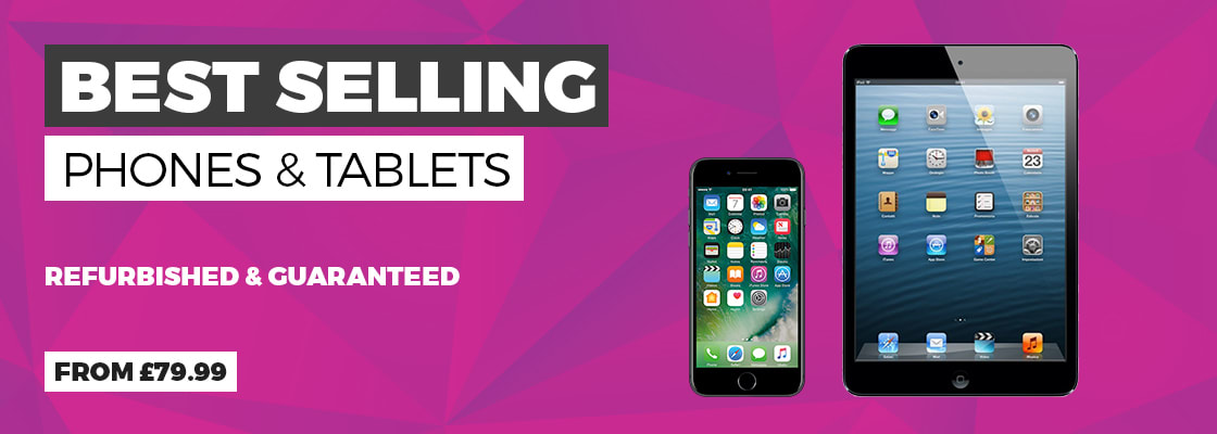 Best Selling Phones And Tablets at GAME.co.uk