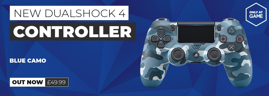 PS4 Accessories, Controllers, Headsets & More | GAME