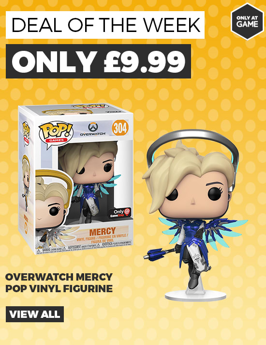 Mercy POP Figure Deal