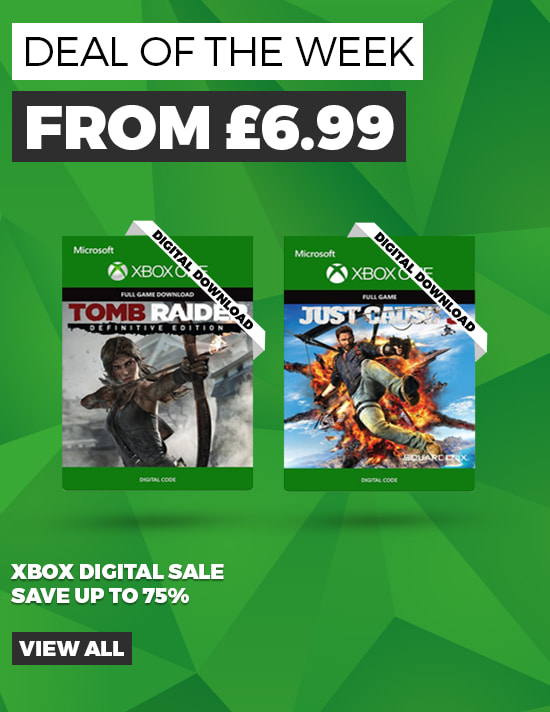 Deal of the Week - Xbox One Digital Titles - Save up to 75%