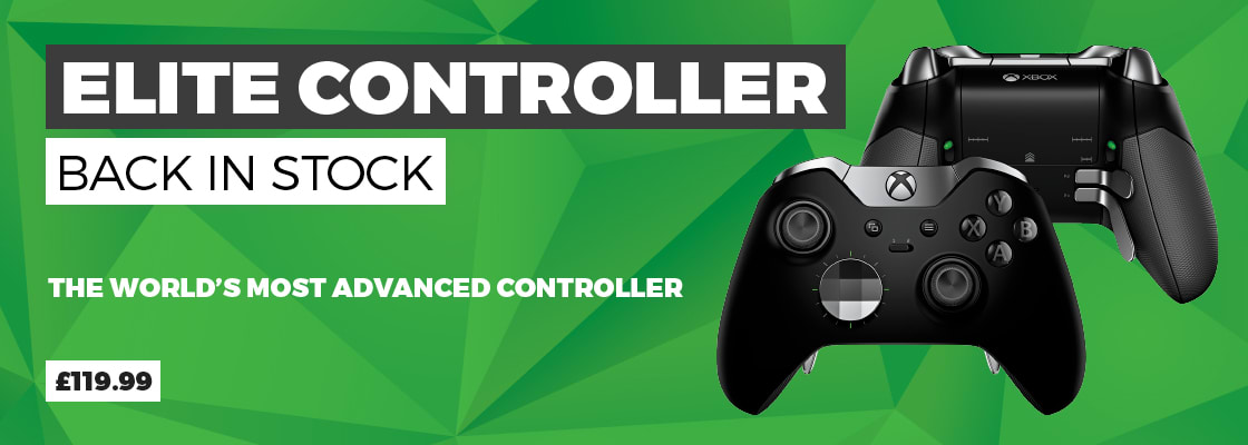 Xbox One Elite Controller Back in Stock