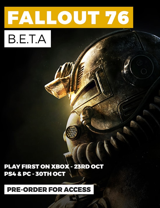 Fallout 76 BETA Dates Revealed - Find Out More