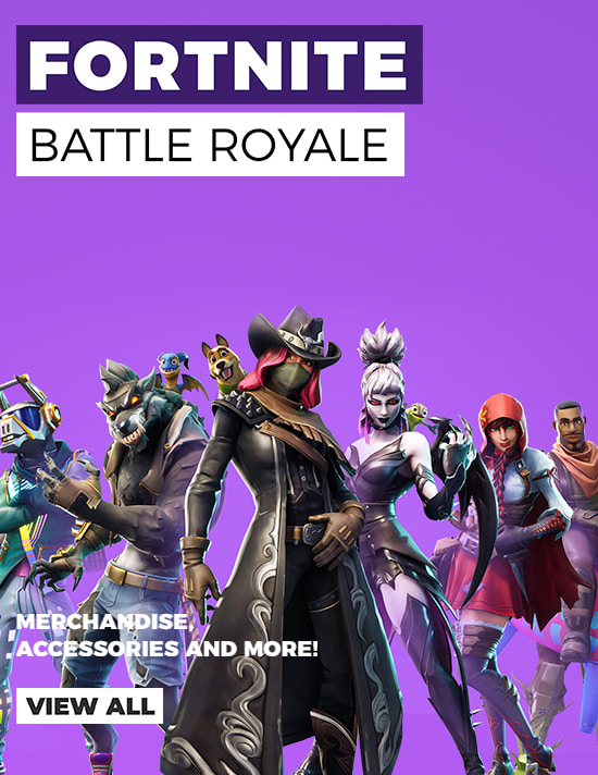 Fortnite Battle Royale - Merchandise, Accessories and More