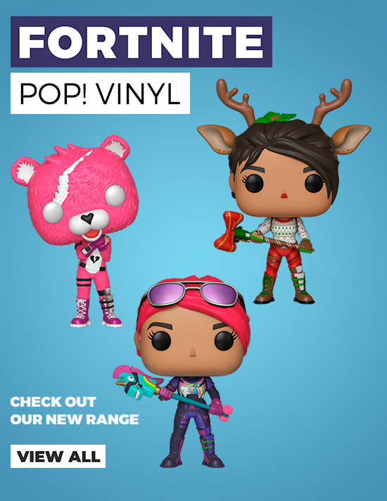 Fortnite POP Funko Range