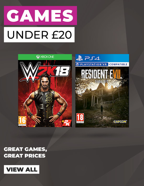 Games Under £20 - View All