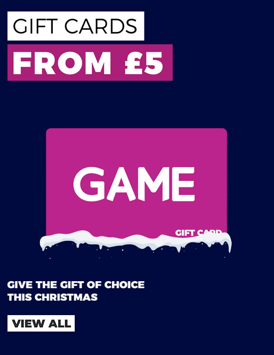 Gift Cards - Give the gift of choice this Christmas