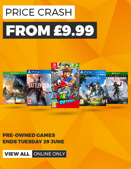 Great Games for Less with Our Pre-owned Range - Find Out More