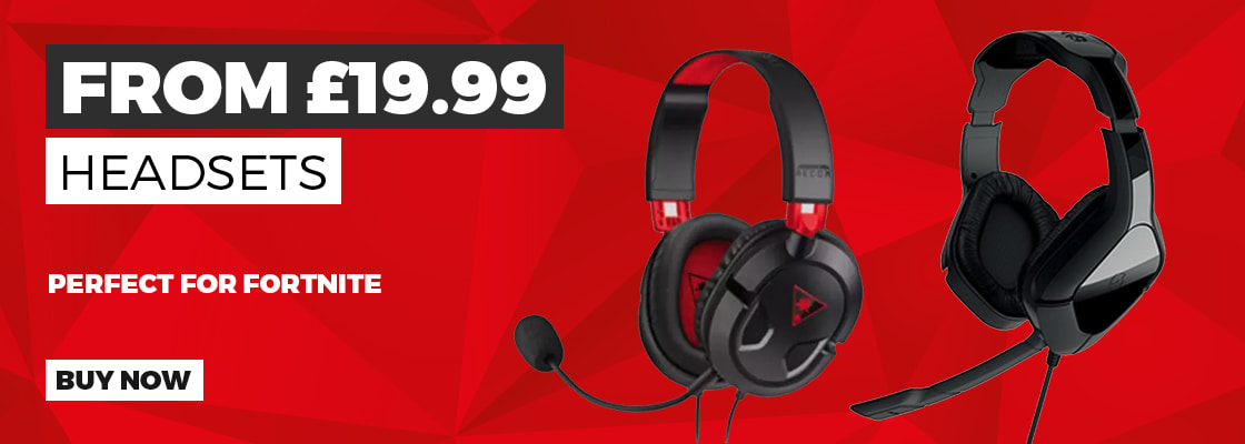 Great Headsets for Fortnite on Nintendo Switch