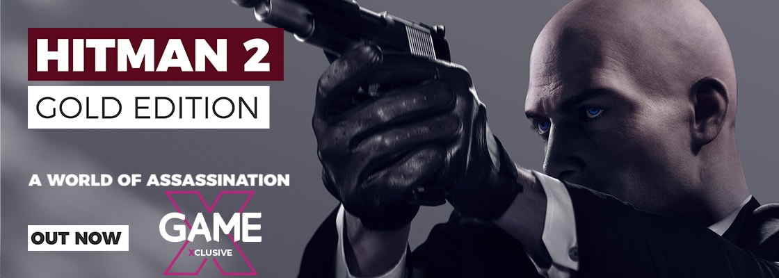 Hitman 2 Out Now on PS4