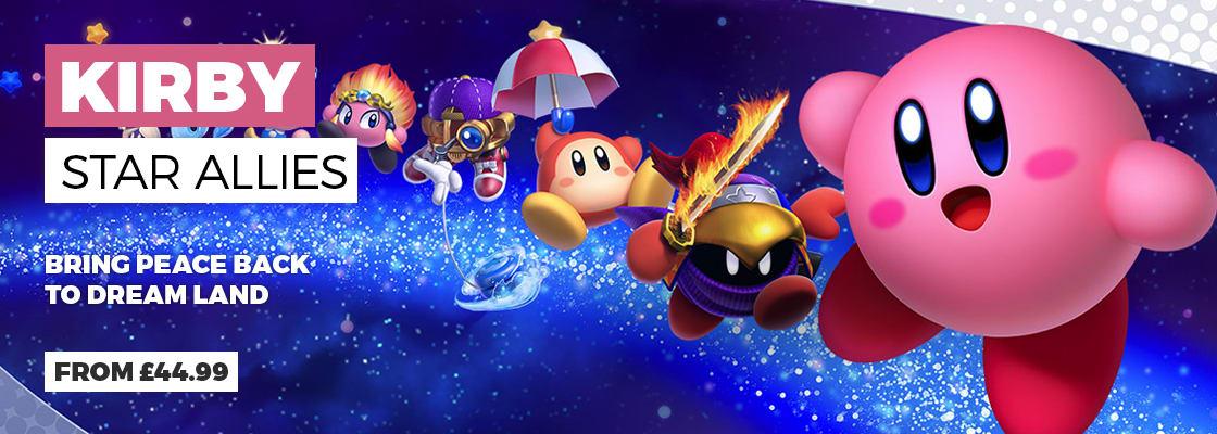 Kirby Star Allies on Nintendo Switch