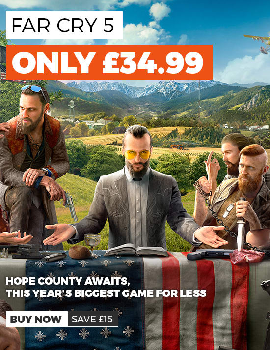 Far Cry 5 on Offer