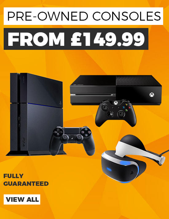 Pre-owned Console Offers