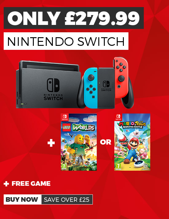 Switch Console Offers
