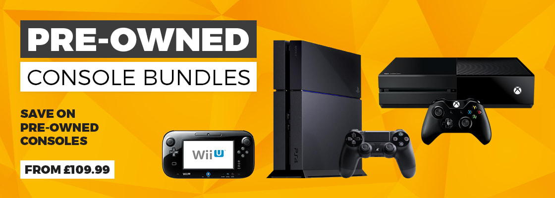 Pre-owned Console Bundles at GAME.co.uk