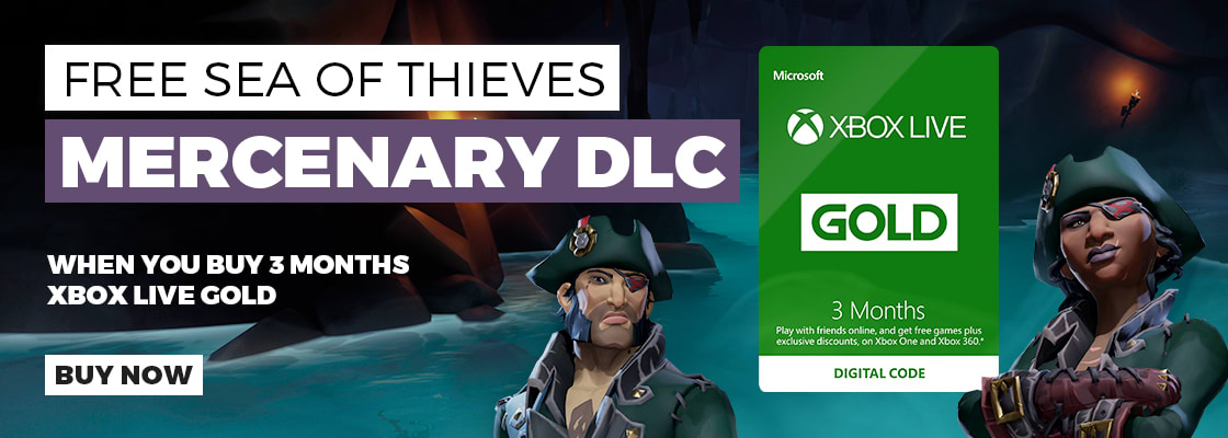 Sea Of Thieves XBL DLC Offer