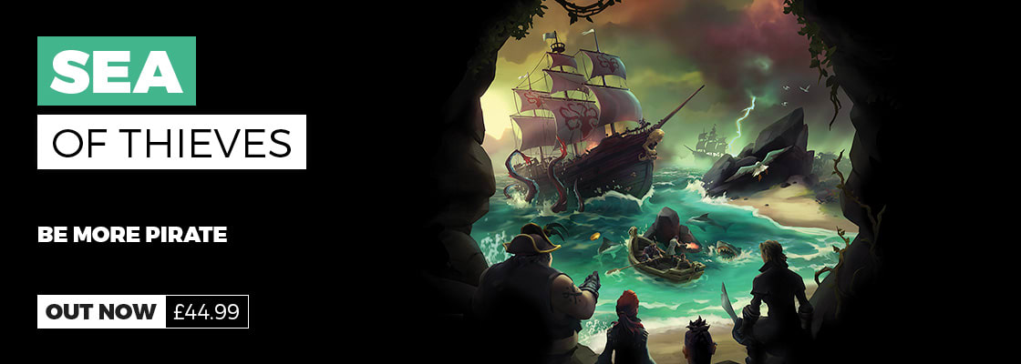 Sea of Thieves Out Now