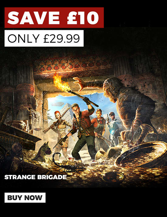 Lead Deal 2 - Strange Brigade