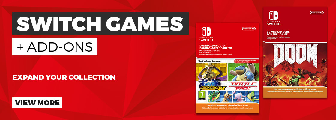 Switch Game add-ons