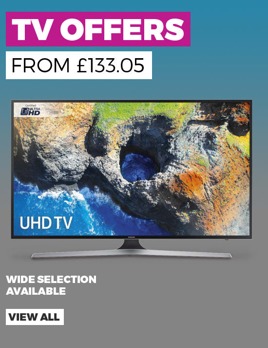 TV Offers - From £129.99