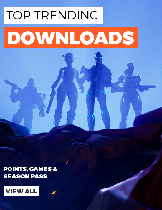 Top Trending Downloads - Fortnite V-Bucks FUT Points and More  - Buy Now at GAME.co.uk