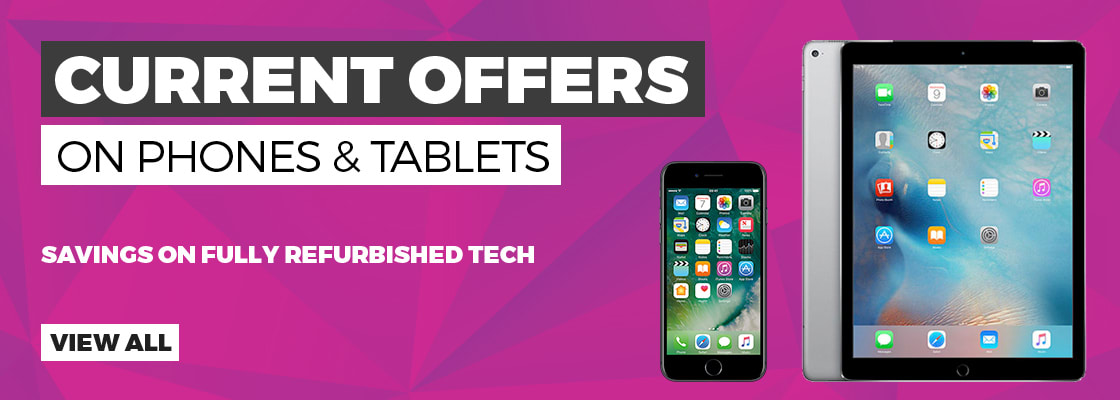 Refurbished Phones and Tablets offer