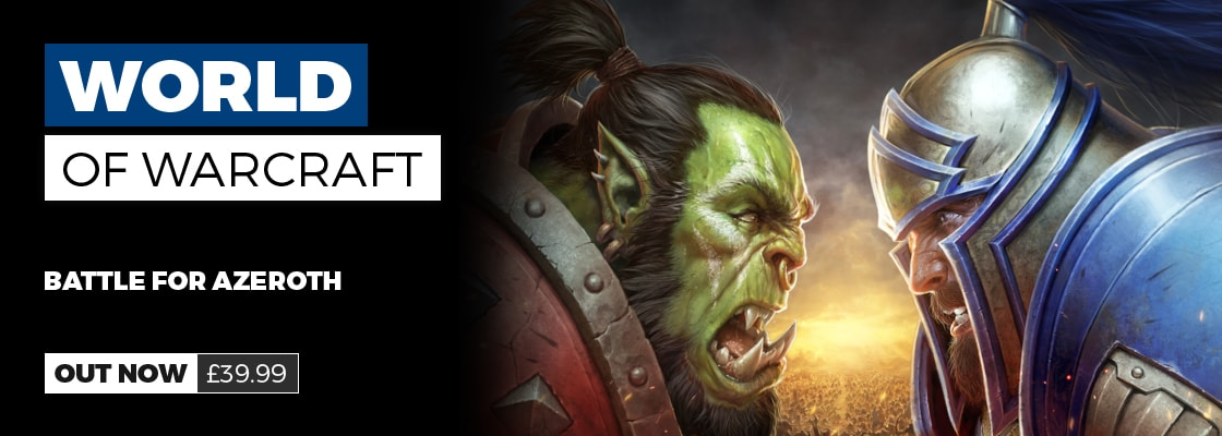 World of Warcraft: Battle for Azeroth - Buy Now at GAME.co.uk