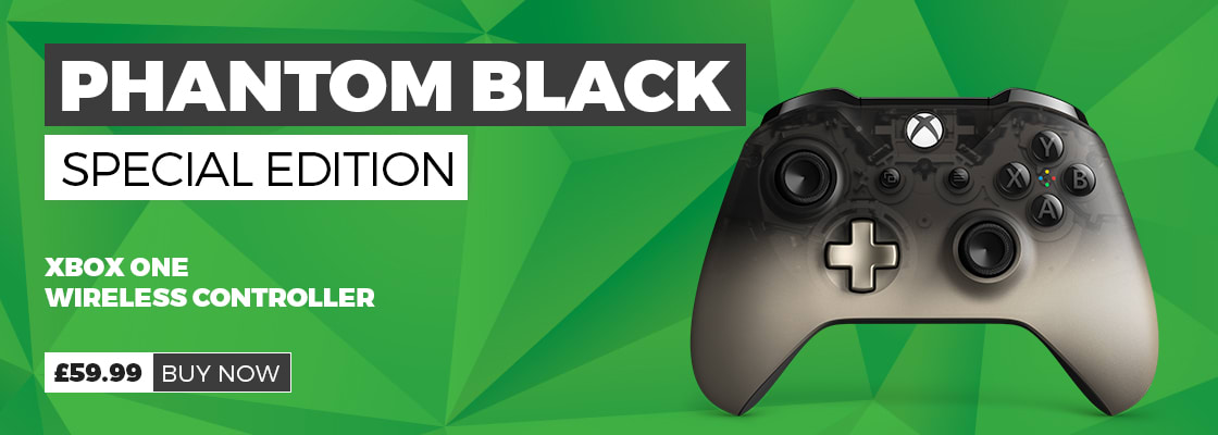 Phantom Black Controller Out Now