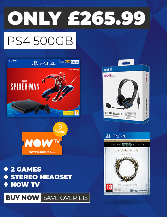 PS4 Bundles