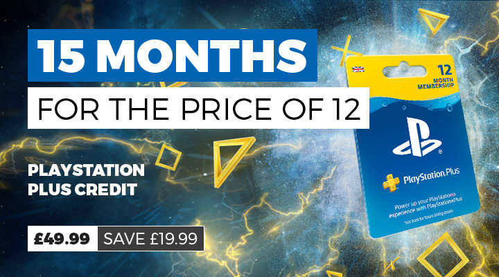 PSN Offer at GAME.co.uk