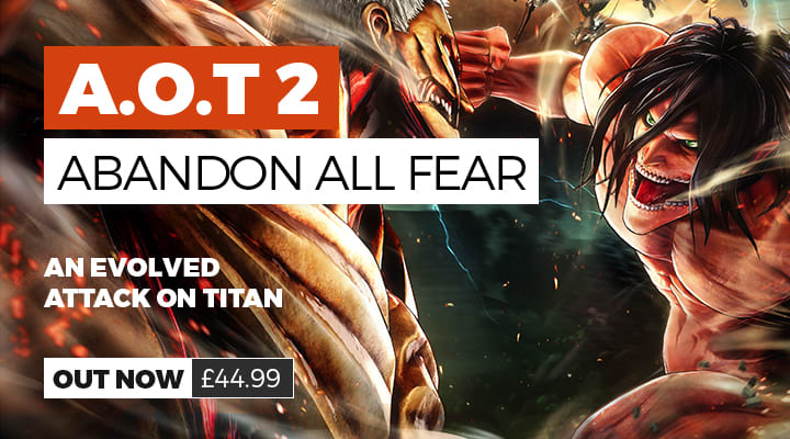 Attack On Titan 2 Out Now