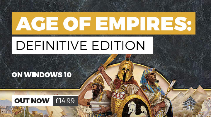 Age of Empires Definitive Edition for PC - Buy now at GAME.co.uk