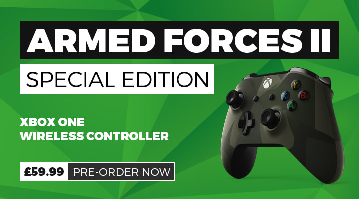Xbox One Army Green 2 Controller