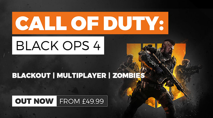 Call of Duty Black Ops 4 - Buy Now at GAME.co.uk