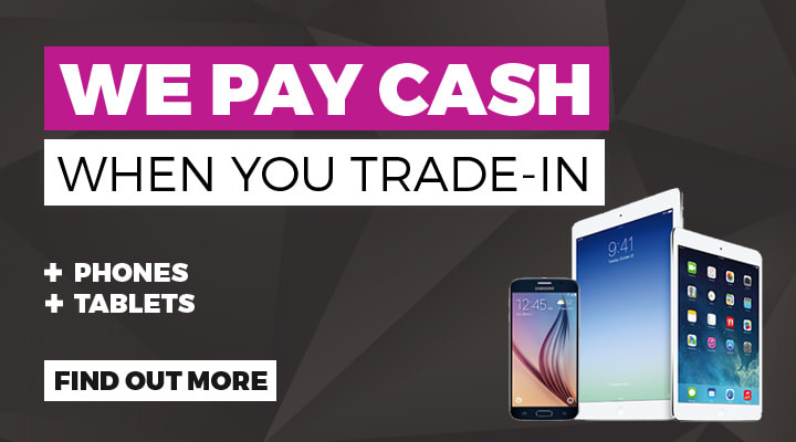 We Pay Cash When you Trade-In