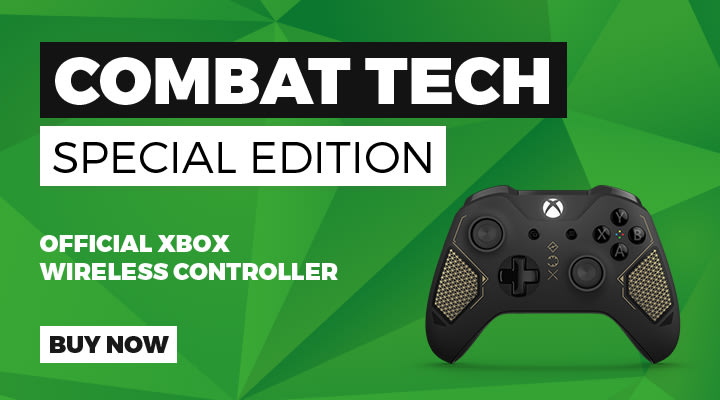 Combat Tech Controller Out Now