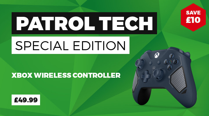 Patrol Tech Special Edition Controller for Xbox at GAME.co.uk