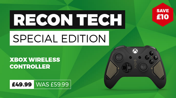 Recon Tech Special Edition Offer