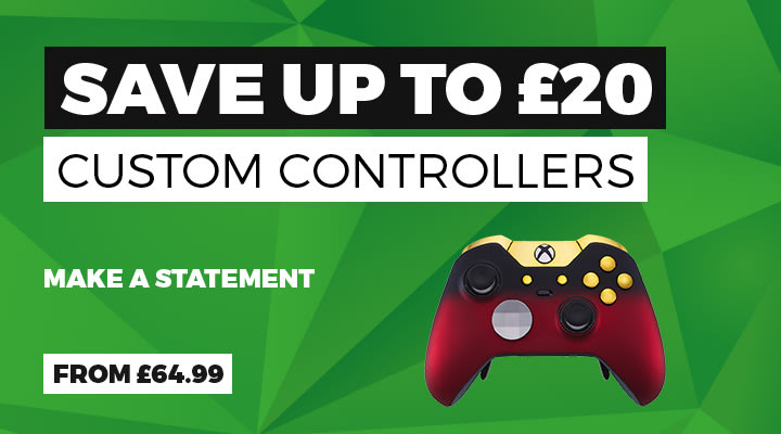 Xbox One Custom Controllers Offer