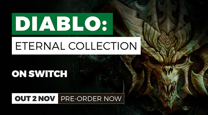 Diablo III on Nintendo Switch