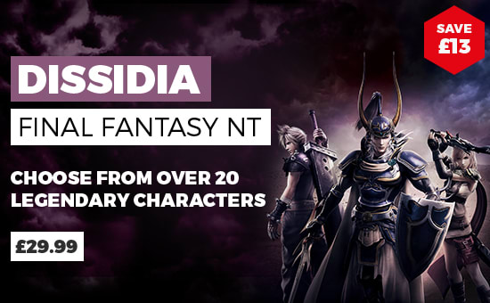 Dissidia Final Fantasy NT - Buy Now at GAME.co.uk