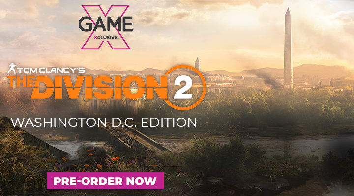 The Division 2 Preorder on Xbox One