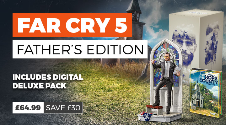Far Cry 5 Fathers Edition